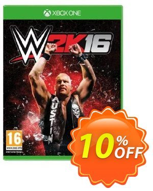 WWE 2K16 Xbox One - Digital Code 프로모션 코드 WWE 2K16 Xbox One - Digital Code Deal 프로모션: WWE 2K16 Xbox One - Digital Code Exclusive Easter Sale offer for iVoicesoft