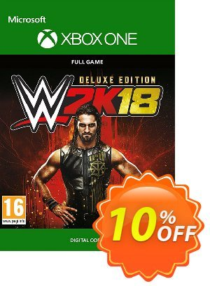 WWE 2K18 Deluxe Edition Xbox One discount coupon WWE 2K18 Deluxe Edition Xbox One Deal - WWE 2K18 Deluxe Edition Xbox One Exclusive Easter Sale offer for iVoicesoft