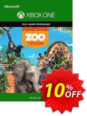 Zoo Tycoon Xbox One - Digital Code discount coupon Zoo Tycoon Xbox One - Digital Code Deal - Zoo Tycoon Xbox One - Digital Code Exclusive Easter Sale offer for iVoicesoft
