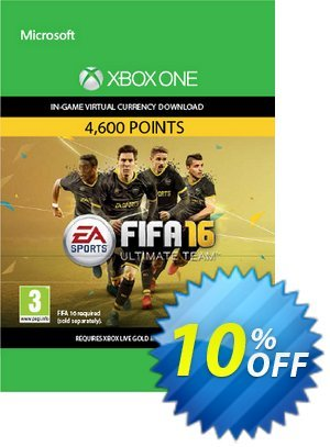 Fifa 16 - 4600 FUT Points (Xbox One) discount coupon Fifa 16 - 4600 FUT Points (Xbox One) Deal - Fifa 16 - 4600 FUT Points (Xbox One) Exclusive Easter Sale offer for iVoicesoft