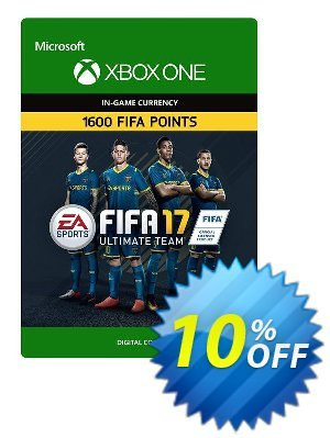 Fifa 17 - 1600 FUT Points (Xbox One) Coupon discount Fifa 17 - 1600 FUT Points (Xbox One) Deal. Promotion: Fifa 17 - 1600 FUT Points (Xbox One) Exclusive Easter Sale offer for iVoicesoft