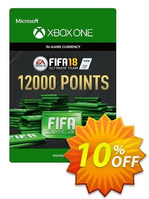 Fifa 18 - 12000 FUT Points (Xbox One) discount coupon Fifa 18 - 12000 FUT Points (Xbox One) Deal - Fifa 18 - 12000 FUT Points (Xbox One) Exclusive Easter Sale offer for iVoicesoft