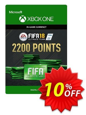 Fifa 18 - 2200 FUT Points (Xbox One) 프로모션 코드 Fifa 18 - 2200 FUT Points (Xbox One) Deal 프로모션: Fifa 18 - 2200 FUT Points (Xbox One) Exclusive Easter Sale offer for iVoicesoft