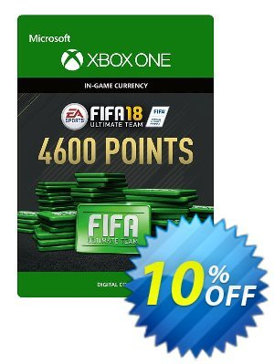 Fifa 18 - 4600 FUT Points (Xbox One) 프로모션 코드 Fifa 18 - 4600 FUT Points (Xbox One) Deal 프로모션: Fifa 18 - 4600 FUT Points (Xbox One) Exclusive Easter Sale offer for iVoicesoft