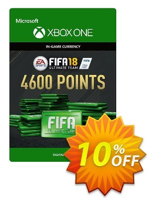 Fifa 18 - 4600 FUT Points (Xbox One) discount coupon Fifa 18 - 4600 FUT Points (Xbox One) Deal - Fifa 18 - 4600 FUT Points (Xbox One) Exclusive Easter Sale offer for iVoicesoft