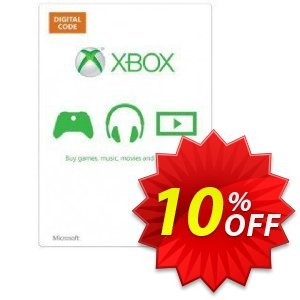 Microsoft Gift Card - $15 (Xbox One/360) discount coupon Microsoft Gift Card - $15 (Xbox One/360) Deal - Microsoft Gift Card - $15 (Xbox One/360) Exclusive Easter Sale offer for iVoicesoft
