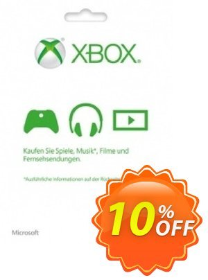 Microsoft Gift Card - 50 Euro (Xbox One/360) discount coupon Microsoft Gift Card - 50 Euro (Xbox One/360) Deal - Microsoft Gift Card - 50 Euro (Xbox One/360) Exclusive Easter Sale offer for iVoicesoft