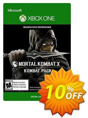 Mortal Kombat X Season Pass Xbox One - Digital Code 優惠券,折扣碼 Mortal Kombat X Season Pass Xbox One - Digital Code Deal,促銷代碼: Mortal Kombat X Season Pass Xbox One - Digital Code Exclusive Easter Sale offer for iVoicesoft