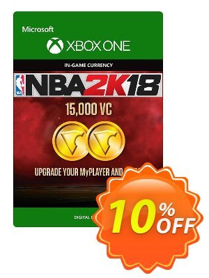 NBA 2K18 15,000 VC (Xbox One) discount coupon NBA 2K18 15,000 VC (Xbox One) Deal - NBA 2K18 15,000 VC (Xbox One) Exclusive Easter Sale offer for iVoicesoft
