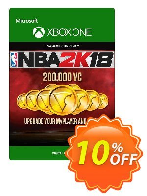 NBA 2K18 200,000 VC (Xbox One) discount coupon NBA 2K18 200,000 VC (Xbox One) Deal - NBA 2K18 200,000 VC (Xbox One) Exclusive Easter Sale offer for iVoicesoft