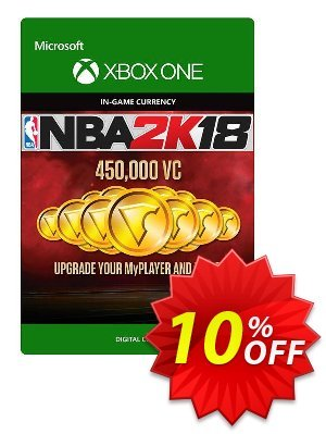 NBA 2K18 450,000 VC (Xbox One) discount coupon NBA 2K18 450,000 VC (Xbox One) Deal - NBA 2K18 450,000 VC (Xbox One) Exclusive Easter Sale offer for iVoicesoft