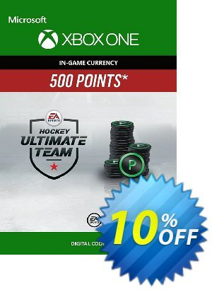 NHL 18: Ultimate Team NHL Points 500 Xbox One 프로모션 코드 NHL 18: Ultimate Team NHL Points 500 Xbox One Deal 프로모션: NHL 18: Ultimate Team NHL Points 500 Xbox One Exclusive Easter Sale offer for iVoicesoft