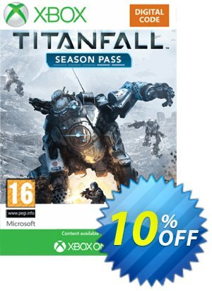 Titanfall Season Pass - Xbox Live (Xbox One/360) discount coupon Titanfall Season Pass - Xbox Live (Xbox One/360) Deal - Titanfall Season Pass - Xbox Live (Xbox One/360) Exclusive Easter Sale offer for iVoicesoft