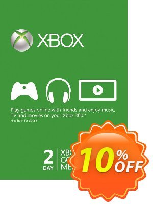 2 Day Xbox Live Gold Trial Membership (Xbox One/360) 優惠券,折扣碼 2 Day Xbox Live Gold Trial Membership (Xbox One/360) Deal,促銷代碼: 2 Day Xbox Live Gold Trial Membership (Xbox One/360) Exclusive Easter Sale offer for iVoicesoft