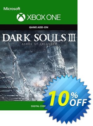 Dark Souls III 3 Ashes of Ariandel Expansion Xbox One discount coupon Dark Souls III 3 Ashes of Ariandel Expansion Xbox One Deal - Dark Souls III 3 Ashes of Ariandel Expansion Xbox One Exclusive Easter Sale offer for iVoicesoft