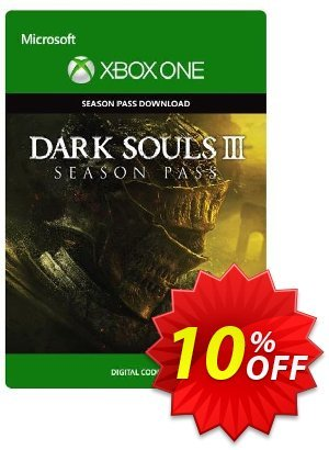 Dark Souls III 3 Season Pass Xbox One - Digital Code discount coupon Dark Souls III 3 Season Pass Xbox One - Digital Code Deal - Dark Souls III 3 Season Pass Xbox One - Digital Code Exclusive Easter Sale offer for iVoicesoft
