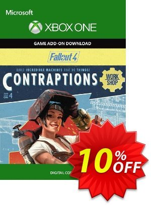 Fallout 4: Contraptions Workshop Content Pack Xbox One discount coupon Fallout 4: Contraptions Workshop Content Pack Xbox One Deal - Fallout 4: Contraptions Workshop Content Pack Xbox One Exclusive Easter Sale offer for iVoicesoft