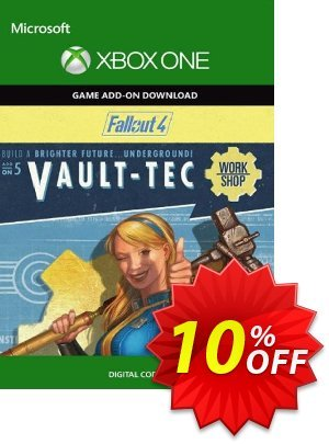 Fallout 4: Vault-Tec Workshop Content Pack Xbox One discount coupon Fallout 4: Vault-Tec Workshop Content Pack Xbox One Deal - Fallout 4: Vault-Tec Workshop Content Pack Xbox One Exclusive Easter Sale offer for iVoicesoft