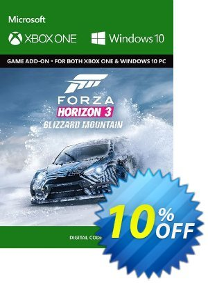 Forza Horizon 3: Blizzard Mountain Expansion Pack Xbox One discount coupon Forza Horizon 3: Blizzard Mountain Expansion Pack Xbox One Deal - Forza Horizon 3: Blizzard Mountain Expansion Pack Xbox One Exclusive Easter Sale offer for iVoicesoft