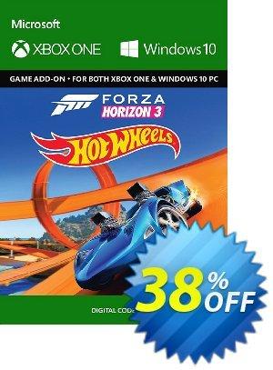 Forza Horizon 3 Hot Wheels DLC Xbox One / PC 優惠券,折扣碼 Forza Horizon 3 Hot Wheels DLC Xbox One / PC Deal,促銷代碼: Forza Horizon 3 Hot Wheels DLC Xbox One / PC Exclusive Easter Sale offer for iVoicesoft