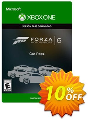 Forza Motorsport 6 Car Pass Xbox One - Digital Code discount coupon Forza Motorsport 6 Car Pass Xbox One - Digital Code Deal - Forza Motorsport 6 Car Pass Xbox One - Digital Code Exclusive Easter Sale offer for iVoicesoft