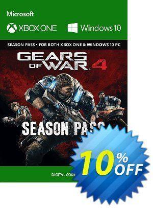 Gears of War 4 Season Pass Xbox One discount coupon Gears of War 4 Season Pass Xbox One Deal - Gears of War 4 Season Pass Xbox One Exclusive Easter Sale offer for iVoicesoft
