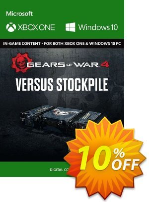 Gears of War 4 Versus Booster Stockpile Content Pack Xbox One / PC discount coupon Gears of War 4 Versus Booster Stockpile Content Pack Xbox One / PC Deal - Gears of War 4 Versus Booster Stockpile Content Pack Xbox One / PC Exclusive Easter Sale offer for iVoicesoft