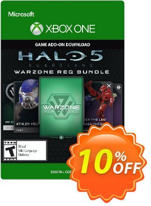 Halo 5 Guardians - Warzone REQ Bundle Xbox One - Digital Code discount coupon Halo 5 Guardians - Warzone REQ Bundle Xbox One - Digital Code Deal - Halo 5 Guardians - Warzone REQ Bundle Xbox One - Digital Code Exclusive Easter Sale offer for iVoicesoft