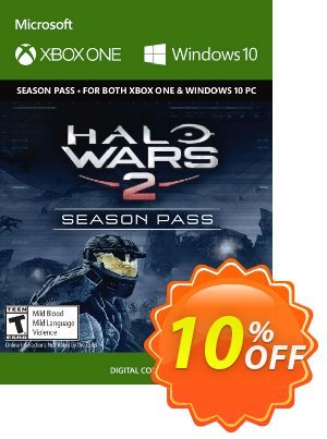 Halo Wars 2 Season Pass Xbox One/PC 優惠券,折扣碼 Halo Wars 2 Season Pass Xbox One/PC Deal,促銷代碼: Halo Wars 2 Season Pass Xbox One/PC Exclusive Easter Sale offer for iVoicesoft