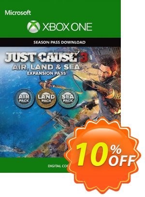 Just Cause 3 Land, Sea, Air Expansion Pass Xbox One discount coupon Just Cause 3 Land, Sea, Air Expansion Pass Xbox One Deal - Just Cause 3 Land, Sea, Air Expansion Pass Xbox One Exclusive Easter Sale offer for iVoicesoft