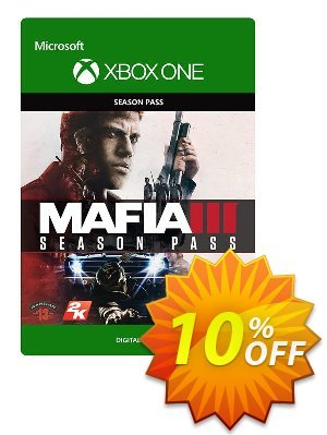 Mafia III 3 Season Pass Xbox One promo sales Mafia III 3 Season Pass Xbox One Deal. Promotion: Mafia III 3 Season Pass Xbox One Exclusive Easter Sale offer for iVoicesoft