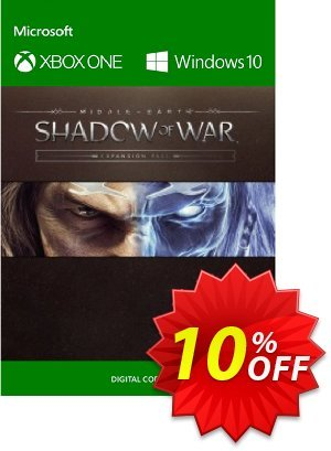 Middle-Earth: Shadow of War Expansion Pass Xbox One promo sales Middle-Earth: Shadow of War Expansion Pass Xbox One Deal. Promotion: Middle-Earth: Shadow of War Expansion Pass Xbox One Exclusive Easter Sale offer for iVoicesoft