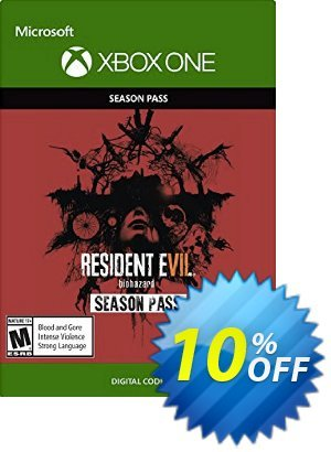 Resident Evil 7 - Biohazard Season Pass Xbox One promo sales Resident Evil 7 - Biohazard Season Pass Xbox One Deal. Promotion: Resident Evil 7 - Biohazard Season Pass Xbox One Exclusive Easter Sale offer for iVoicesoft