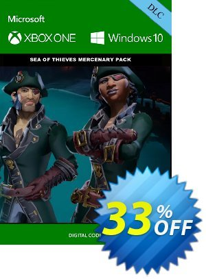 Sea of Thieves Mercenary DLC Xbox One/PC promo sales Sea of Thieves Mercenary DLC Xbox One/PC Deal. Promotion: Sea of Thieves Mercenary DLC Xbox One/PC Exclusive Easter Sale offer for iVoicesoft