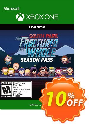 South Park: The Fractured but Whole Season Pass Xbox One promo sales South Park: The Fractured but Whole Season Pass Xbox One Deal. Promotion: South Park: The Fractured but Whole Season Pass Xbox One Exclusive Easter Sale offer for iVoicesoft