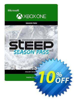 Steep Season Pass Xbox One discount coupon Steep Season Pass Xbox One Deal - Steep Season Pass Xbox One Exclusive Easter Sale offer for iVoicesoft