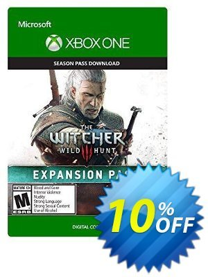 The Witcher 3: Wild Hunt Expansion Pass Xbox One - Digital Code promo sales The Witcher 3: Wild Hunt Expansion Pass Xbox One - Digital Code Deal. Promotion: The Witcher 3: Wild Hunt Expansion Pass Xbox One - Digital Code Exclusive Easter Sale offer for iVoicesoft