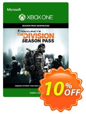 Tom Clancy's The Division Season Pass Xbox One promo sales Tom Clancy's The Division Season Pass Xbox One Deal. Promotion: Tom Clancy's The Division Season Pass Xbox One Exclusive Easter Sale offer for iVoicesoft