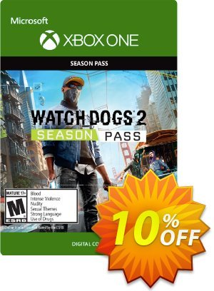 Watch Dogs 2 Season Pass Xbox One promo sales Watch Dogs 2 Season Pass Xbox One Deal. Promotion: Watch Dogs 2 Season Pass Xbox One Exclusive Easter Sale offer for iVoicesoft
