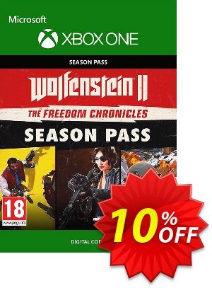 Wolfenstein 2: The Freedom Chronicles Season Pass Xbox One discount coupon Wolfenstein 2: The Freedom Chronicles Season Pass Xbox One Deal - Wolfenstein 2: The Freedom Chronicles Season Pass Xbox One Exclusive Easter Sale offer for iVoicesoft