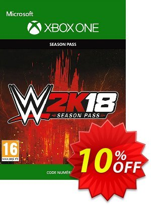 WWE 2K18 Season Pass Xbox One Coupon discount WWE 2K18 Season Pass Xbox One Deal. Promotion: WWE 2K18 Season Pass Xbox One Exclusive Easter Sale offer for iVoicesoft