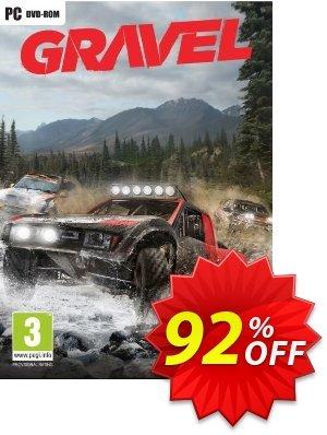 Gravel PC 優惠券,折扣碼 Gravel PC Deal,促銷代碼: Gravel PC Exclusive offer for iVoicesoft