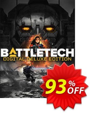 Battletech Deluxe Edition PC 프로모션 코드 Battletech Deluxe Edition PC Deal 프로모션: Battletech Deluxe Edition PC Exclusive offer for iVoicesoft