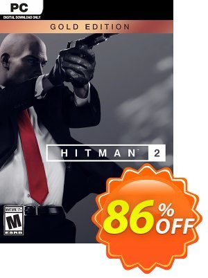 Hitman 2 Gold Edition PC discount coupon Hitman 2 Gold Edition PC Deal - Hitman 2 Gold Edition PC Exclusive offer for iVoicesoft