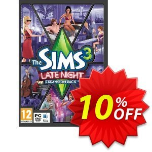 The Sims 3: Late Night (PC) discount coupon The Sims 3: Late Night (PC) Deal - The Sims 3: Late Night (PC) Exclusive offer for iVoicesoft