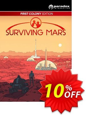 Surviving Mars First Colony Edition PC discount coupon Surviving Mars First Colony Edition PC Deal - Surviving Mars First Colony Edition PC Exclusive offer for iVoicesoft