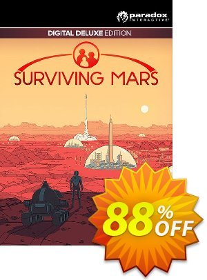 Surviving Mars Deluxe Edition PC 프로모션 코드 Surviving Mars Deluxe Edition PC Deal 프로모션: Surviving Mars Deluxe Edition PC Exclusive offer for iVoicesoft