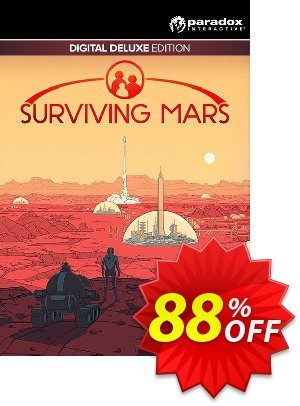 Surviving Mars Deluxe Edition PC discount coupon Surviving Mars Deluxe Edition PC Deal - Surviving Mars Deluxe Edition PC Exclusive offer for iVoicesoft