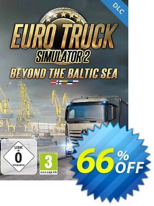 Euro Truck Simulator 2 Beyond the Baltic Sea DLC PC 프로모션 코드 Euro Truck Simulator 2 Beyond the Baltic Sea DLC PC Deal 프로모션: Euro Truck Simulator 2 Beyond the Baltic Sea DLC PC Exclusive offer for iVoicesoft