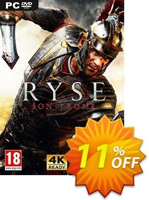 Ryse: Son of Rome PC 優惠券,折扣碼 Ryse: Son of Rome PC Deal,促銷代碼: Ryse: Son of Rome PC Exclusive offer for iVoicesoft